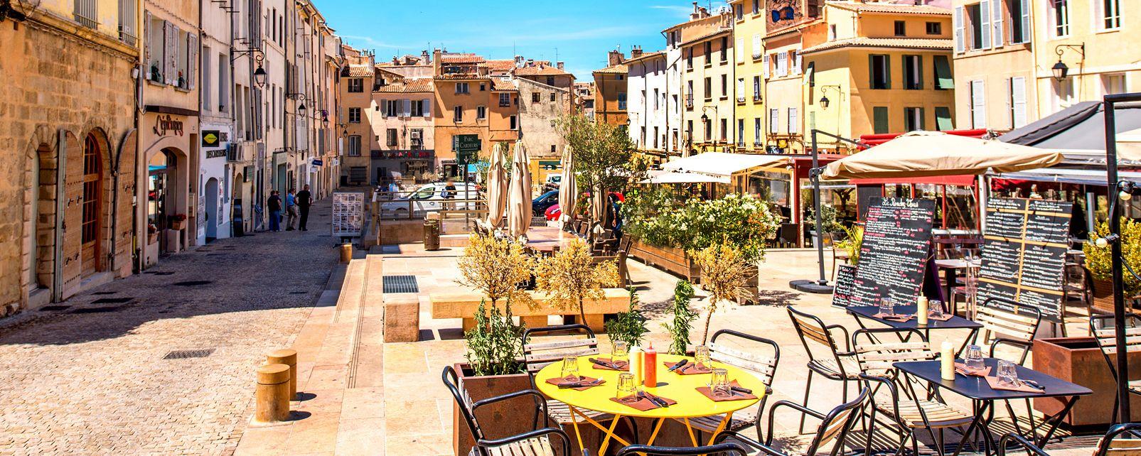 Aix-en-Provence travel   Provence & the Côte dAzur