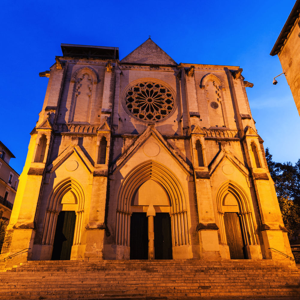 Saint Roch's church