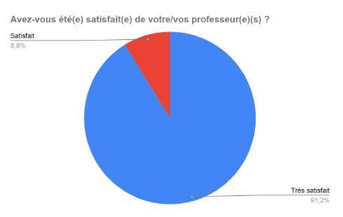 Professeur de cours de français en ligne