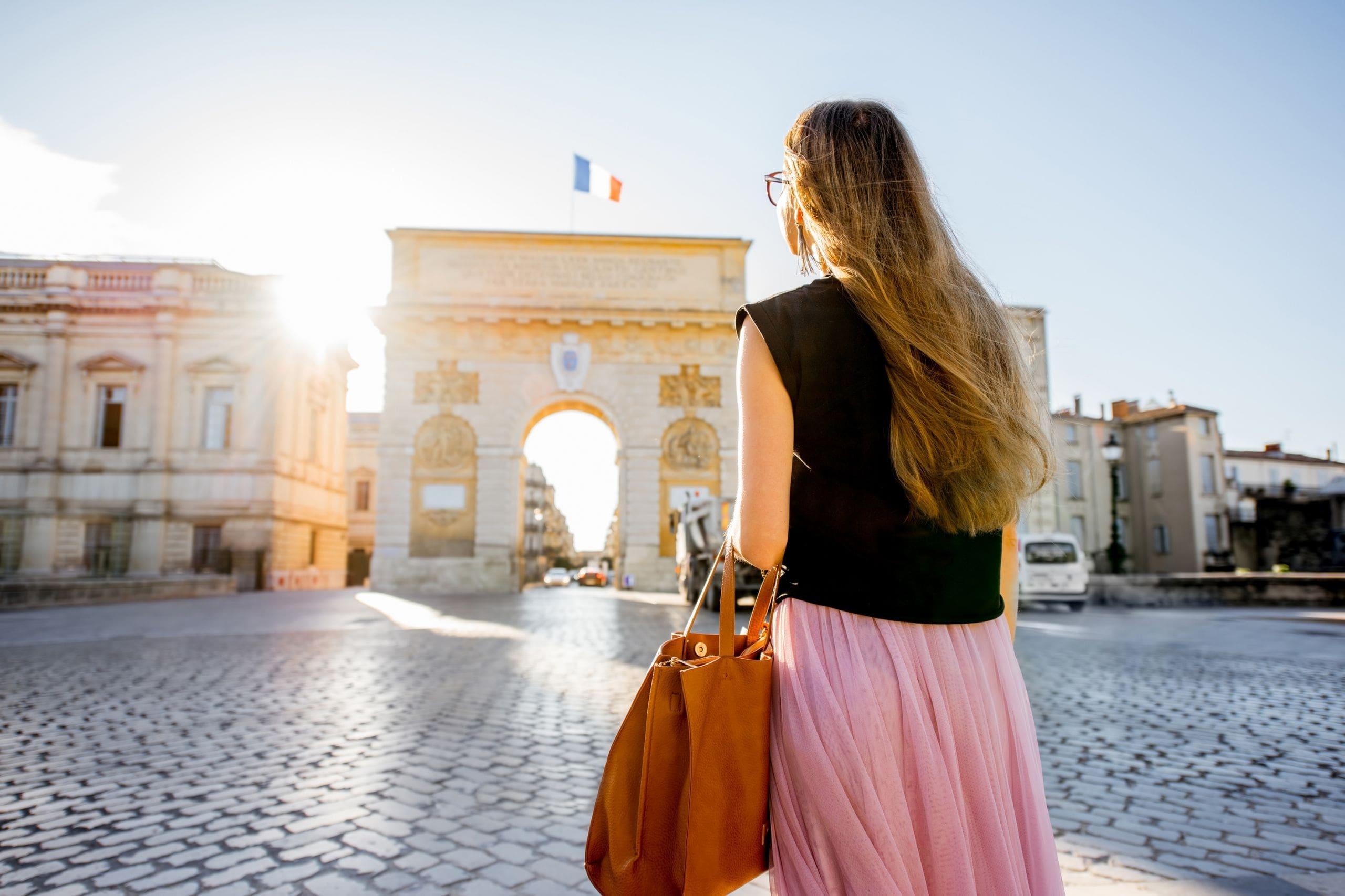 estancia lingüística en Francia