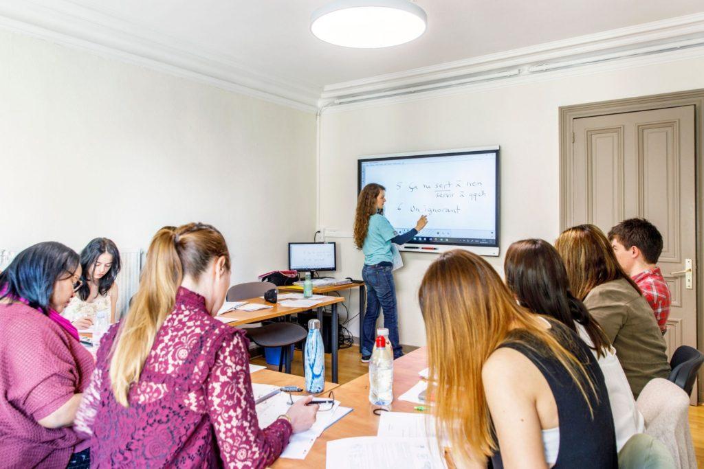 journée internationale des professeurs de français 2020